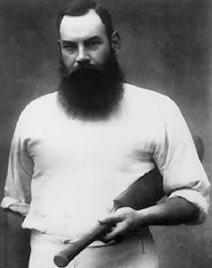 Presumably, W.G. Grace owned a brewery